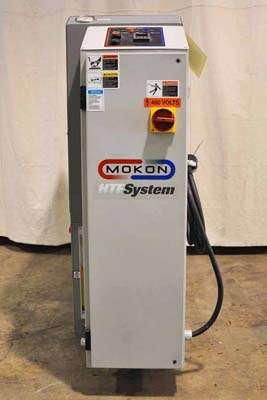 Picture of Mokon H44112Z6 Single Zone Portable Hot Oil Process Heater Temperature Control Unit with Cooling Water Circuit For Sale DCMP-3551
