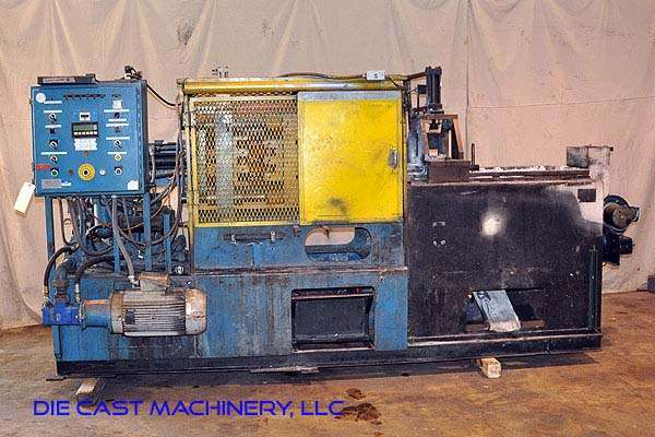 Picture of DTI - American 150 Z Horizontal Hot Chamber Zinc (Zamak) High Pressure Die Casting Machine For Sale DCMP-3571