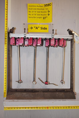 Picture of Rimrock  Rimrock Die Lube Spray Manifold for Model 410 Automated Reciprocator Sprayerr For Sale DCMP-3580