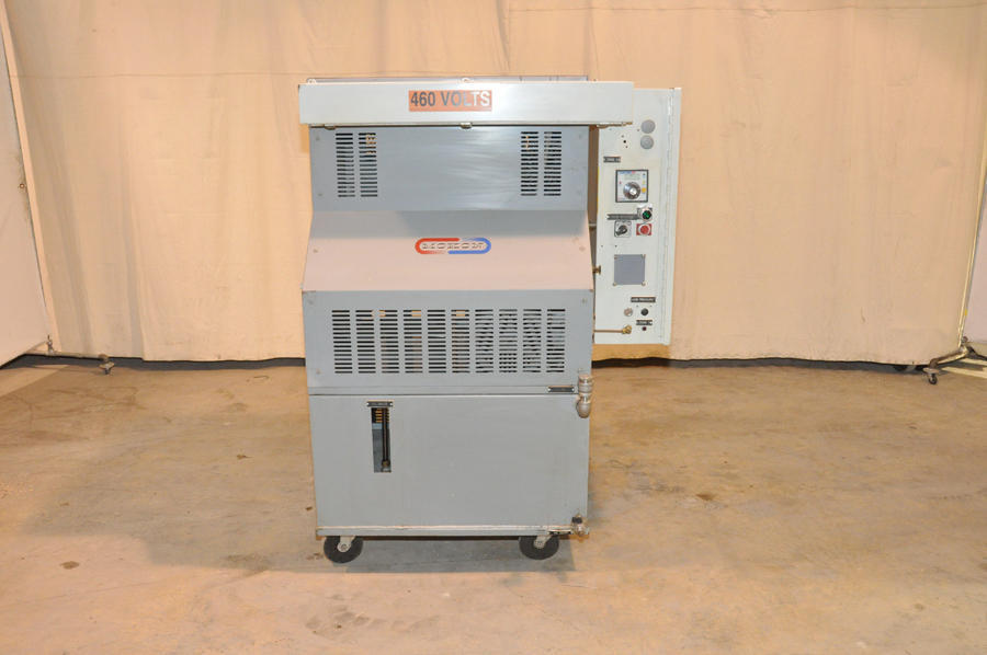 Picture of Mokon Hot Oil Heater unit with Cooling Circuit DCMP-3601