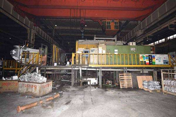 Picture of Idra OL-3500 PRP Horizontal Cold Chamber Aluminum/Magnesium Capable High Pressure Die Casting Machine For Sale DCMP-3619