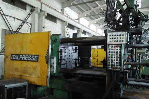 Picture of Italpresse IP/750-SC Horizontal Cold Chamber Aluminum/Magnesium Capable High Pressure Die Casting Machine For Sale DCMP-3634