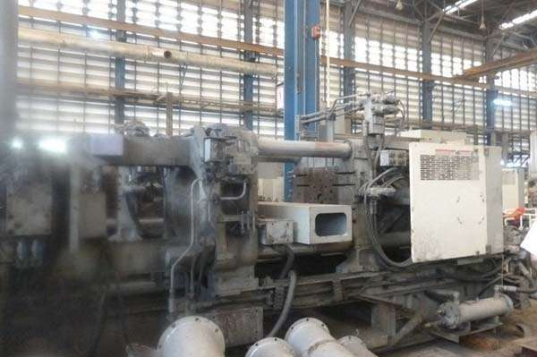 Picture of Toyo Machinery BD-350V5 Horizontal Cold Chamber Aluminum High Pressure Die Casting Machine For Sale DCMP-3636