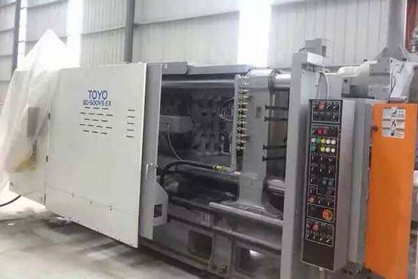 Picture of Toyo Machinery BD-500V5 EX Horizontal Cold Chamber Aluminum High Pressure Die Casting Machine For Sale DCMP-3666