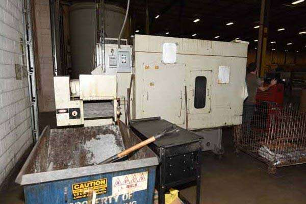 Used Brother TC-324 500 x 300 mm High Speed CNC Drill-Tap