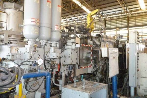 Picture of Toyo Machinery BD-350V5  For Sale DCMP-3705