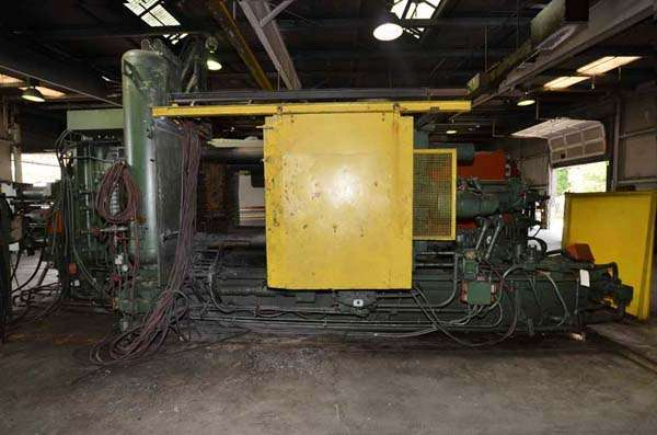 Picture of Ex-Cell-O B&T DC-650-A Horizontal Cold Chamber Aluminum High Pressure Die Casting Machine For Sale DCMP-3726
