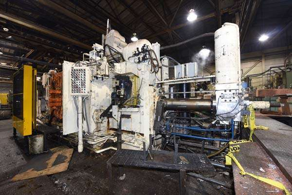 Picture of Prince 1043 CCA Horizontal Cold Chamber Aluminum High Pressure Die Casting Machine For Sale DCMP-3757
