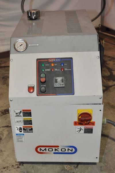 Picture of Mokon Hot Oil Heater unit with Cooling Circuit DCMP-3764