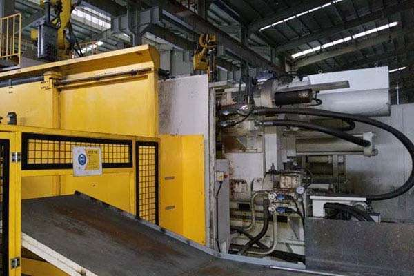 Picture of Ube UB850iS2 Horizontal Cold Chamber Aluminum High Pressure Die Casting Machine For Sale DCMP-3782