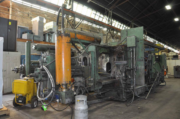 Picture of HPM II-800-A Horizontal Cold Chamber Aluminum High Pressure Die Casting Machine For Sale DCMP-3803
