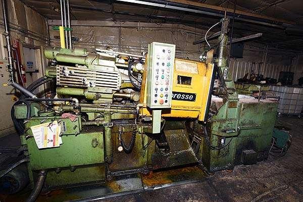 Picture of Italpresse IPZ/60-T Horizontal Hot Chamber Zinc (Zamak) High Pressure Die Casting Machine For Sale DCMP-3824