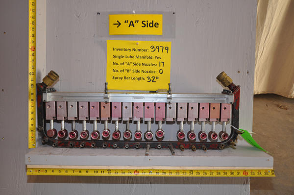Picture of Rimrock  Rimrock Die Lube Spray Manifold for Model 410 Automatic Reciprocator Sprayer For Sale DCMP-3979