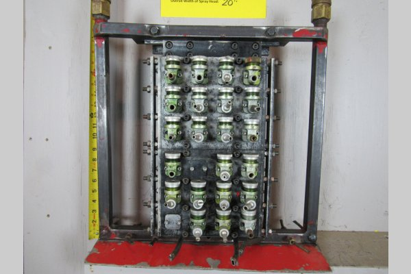 Picture of Rimrock  Rimrock Die Lube Spray Manifold for Model 410 Automatic Reciprocator Sprayer For Sale DCMP-3989