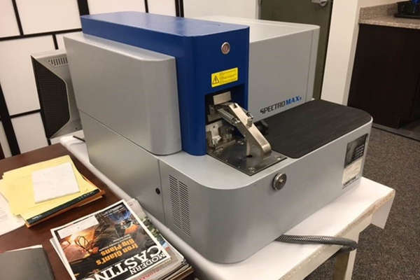 Picture of Spectro Analytical LMF05 Metal Analytic Spectrometer For Sale DCMP-4061
