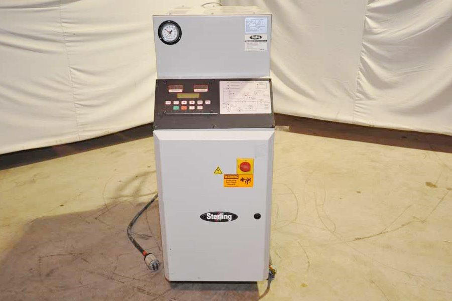Picture of Sterlco Single Zone Hot Oil Heater Unit DCMP-4080