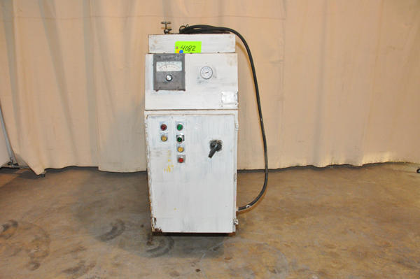 Picture of Sterlco F6016DX Single Zone Portable Hot Oil Process Heater Temperature Control Unit For Sale DCMP-4082