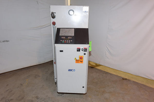 Used AEC TCOU-1 12 KW Hot Oil Heater unit with Cooling