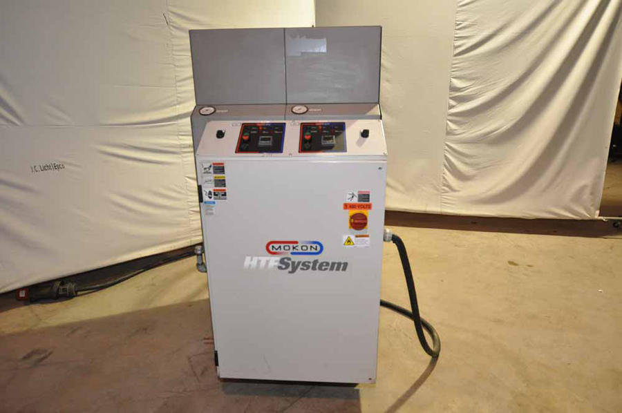 Picture of Mokon Hot Oil Heater unit with Cooling Circuit DCMP-4135