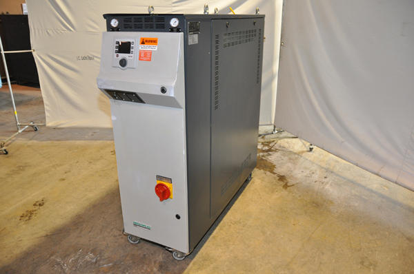 Picture of Regloplas Single Zone Portable Hot Oil Process Heater Temperature Control Unit with Cooling Water Circuit DCMP-4138