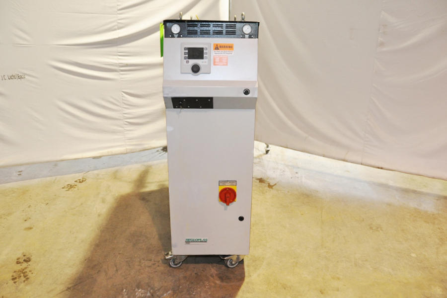 Picture of Regloplas Hot Oil Heater unit with Cooling Circuit DCMP-4138