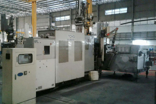 Picture of Toyo Machinery BD-350V4-T Horizontal Cold Chamber Aluminum High Pressure Die Casting Machine For Sale DCMP-4146