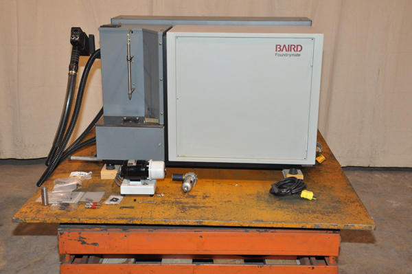 Picture of Baird DV-6E Metal Analytic Spectrometer For Sale DCMP-4148
