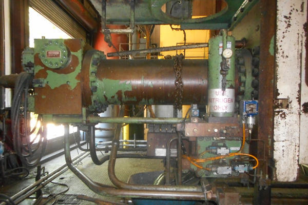 Picture of Ex-Cell-O B&T DC-1400-A Horizontal Cold Chamber Aluminum High Pressure Die Casting Machine For Sale DCMP-4162