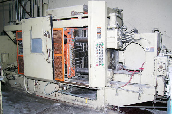 Picture of HPM II-400-A Horizontal Cold Chamber Aluminum/Magnesium Capable High Pressure Die Casting Machine For Sale DCMP-4186