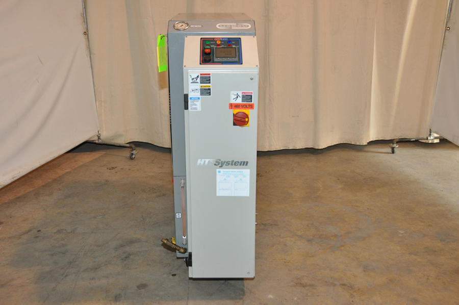 Picture of Mokon Hot Oil Heater unit with Cooling Circuit DCMP-4195