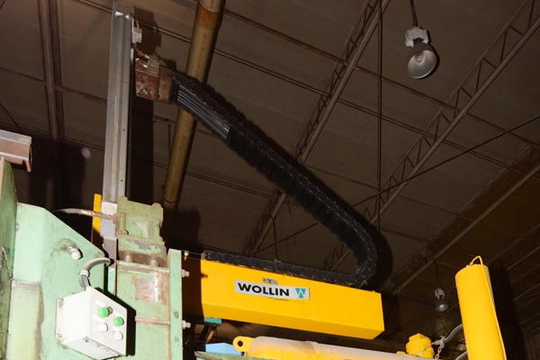 Picture of Wollin PSM-3 Two Axis Linear Automatic Die Lubrication Sprayer for Die Casting and Foundry Operations For Sale DCMP-4212