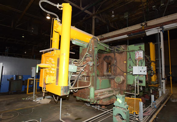 Picture of HPM II-900-A Horizontal Cold Chamber Aluminum High Pressure Die Casting Machine For Sale DCMP-4214