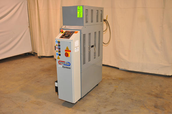Picture of Mokon Single Zone Portable Hot Oil Process Heater Temperature Control Unit with Cooling Water Circuit DCMP-4233