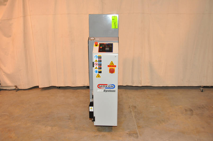 Picture of Mokon Hot Oil Heater unit with Cooling Circuit DCMP-4234