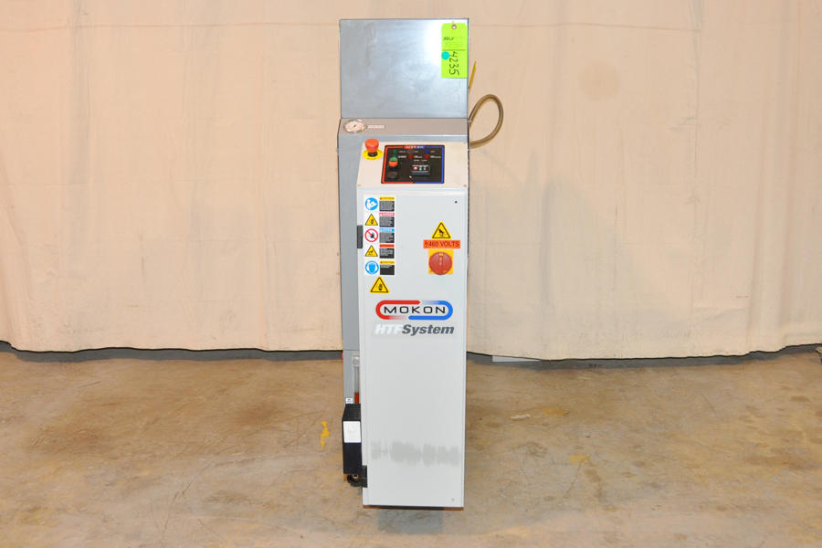 Picture of Mokon Hot Oil Heater unit with Cooling Circuit DCMP-4235