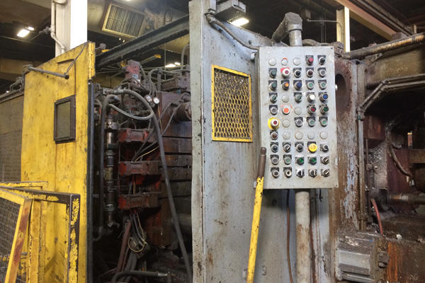 Picture of Prince 850 Horizontal Cold Chamber Aluminum High Pressure Die Casting Machine For Sale DCMP-4257