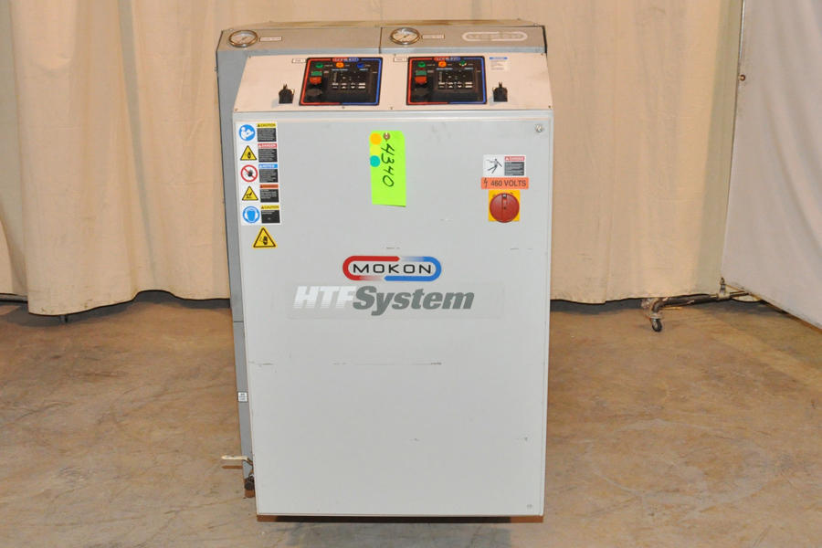 Picture of Mokon Hot Oil Heater unit with Cooling Circuit DCMP-4340
