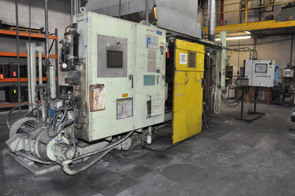Picture of Prince 629 CCA Horizontal Cold Chamber Aluminum High Pressure Die Casting Machine For Sale DCMP-4344