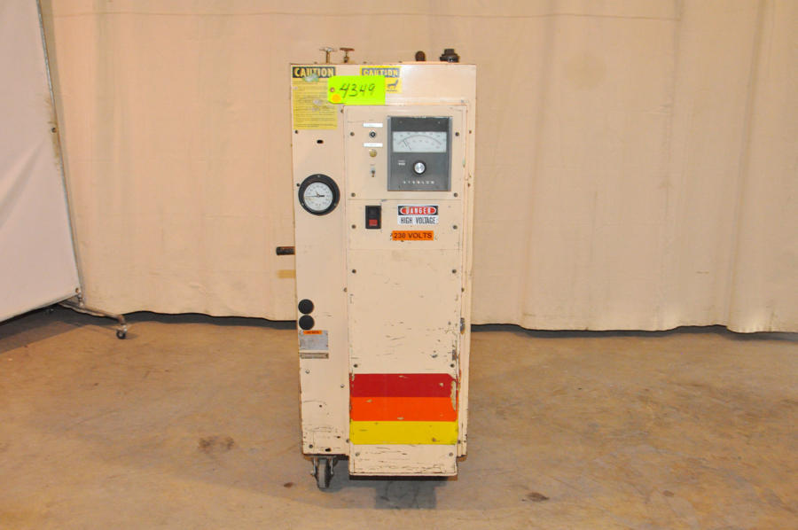 Picture of Sterlco Hot Oil Heater unit with Cooling Circuit DCMP-4349