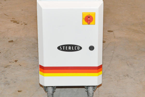 Picture of Model Sterlco Hot Water M2B2010-C DCMP-4357