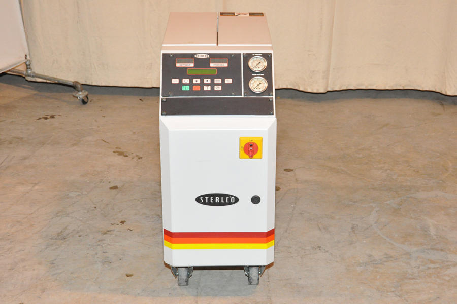 Picture of Sterlco Hot Water Hot Water Process Heater Unit DCMP-4357