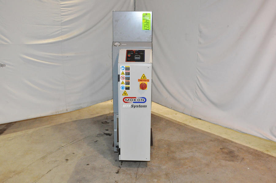 Picture of Mokon Hot Oil Heater unit with Cooling Circuit DCMP-4427