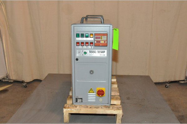 Used Tool-temp TT-139 6 KW Hot Water Process Heater Unit For