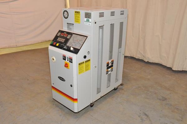 Picture of Sterlco Single Zone Portable Hot Oil Process Heater Temperature Control Unit DCMP-4453