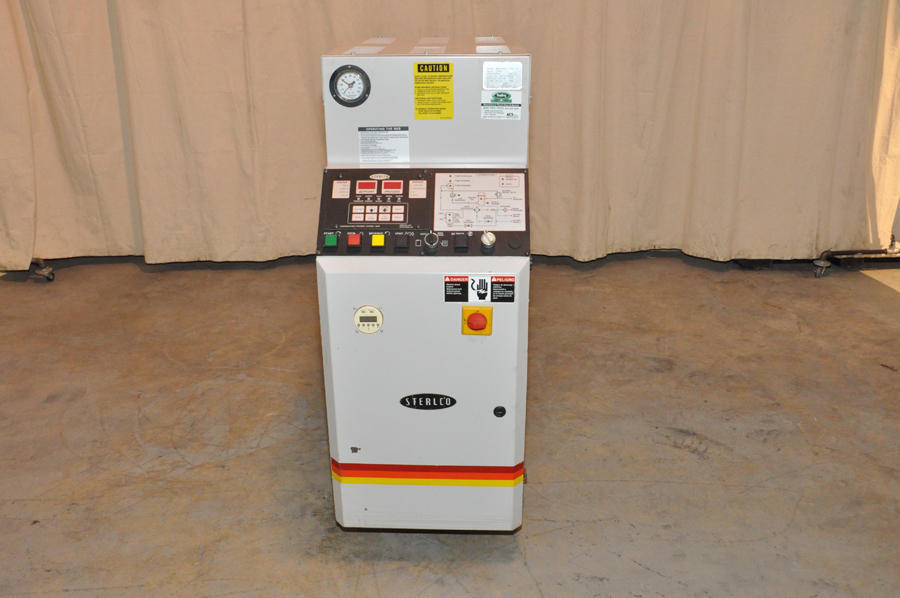 Picture of Sterlco Single Zone Hot Oil Heater Unit DCMP-4453