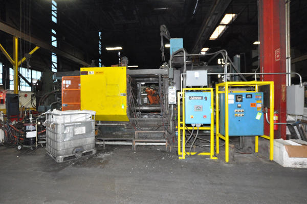 Picture of HPM D-900-A Horizontal Cold Chamber Aluminum High Pressure Die Casting Machine For Sale DCMP-4477