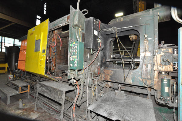 Picture of HPM D-1000-A Horizontal Cold Chamber Aluminum High Pressure Die Casting Machine For Sale DCMP-4484