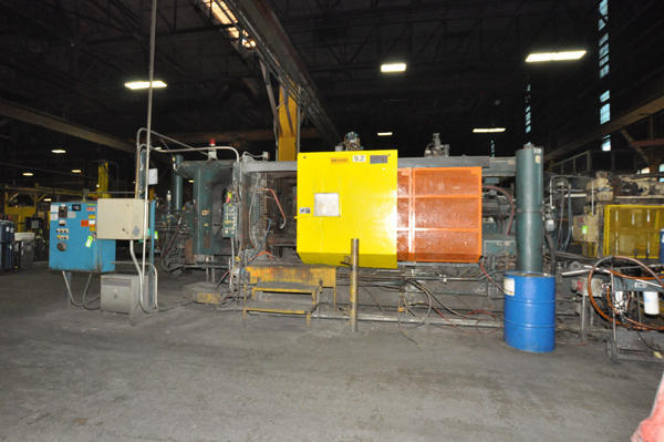 Picture of HPM D-900-A Horizontal Cold Chamber Aluminum High Pressure Die Casting Machine For Sale DCMP-4489