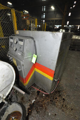 Picture of Sterlco Dual (two) Zone Portable Hot Oil Process Heater Temperature Control Unit DCMP-4520