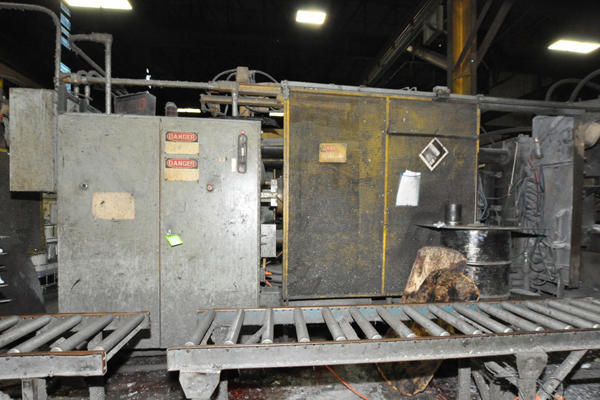 Picture of Ex-Cell-O B&T DC-850 Horizontal Cold Chamber Aluminum High Pressure Die Casting Machine For Sale DCMP-4527